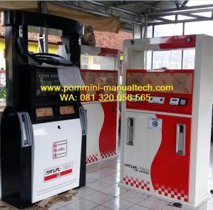 harga pom bensin mini pertamini