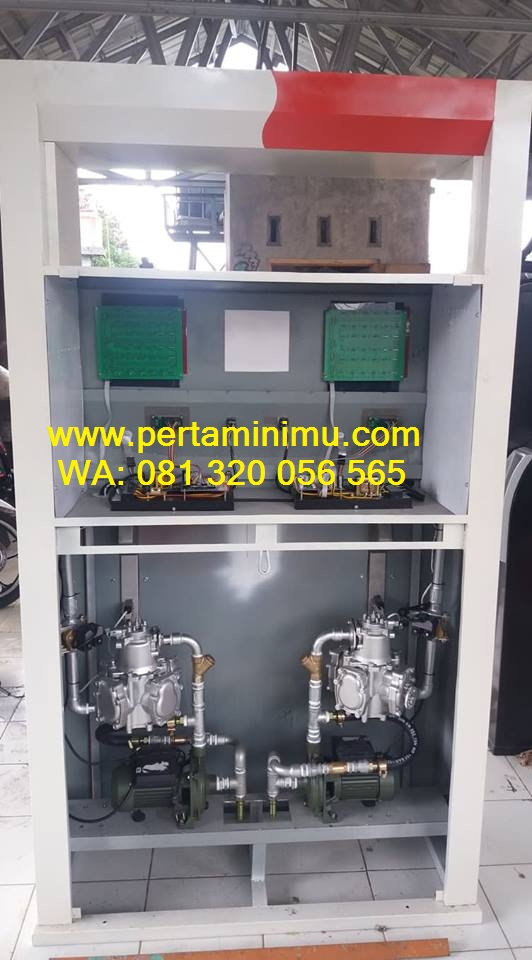 mesin pertamini assy meter